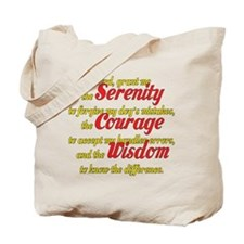Agility Serenity Tote Bag
