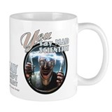 Mad Scientist? Grumpy Visionary Mug