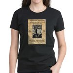 Miller & Stiles Women's Dark T-Shirt