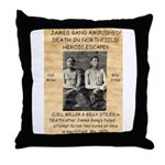 Miller & Stiles Throw Pillow