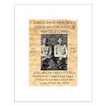 Miller & Stiles Small Poster