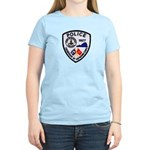 Quantico Police Women's Light T-Shirt