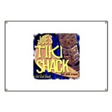 Joe's Tiki Shack Banner