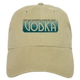 Vodka Clear - Baseball Cap