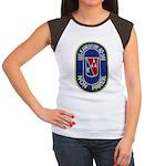 USS KAWISHIWI Women's Cap Sleeve T-Shirt