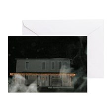 Ghost Holiday Season Greeting Cards (Pk of 10)
