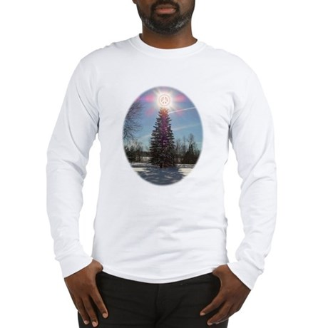 Christmas Peace Long Sleeve T-Shirt