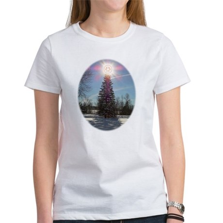 Christmas Peace Women's T-Shirt