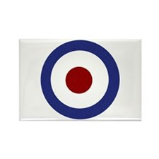 Tank Girl Target Rectangle Magnet (100 pack)