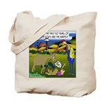The 1st 30 Years w/ Goats Tote Bag