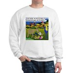 The 1st 30 Years w/ Goats Sweatshirt