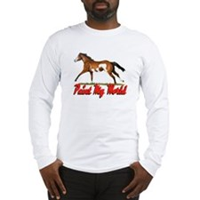 Paint My World 3 Long Sleeve T-Shirt