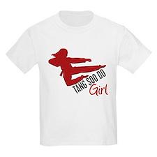 Tang Soo Do Girl T-Shirt