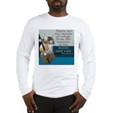 Cats and Music Long Sleeve T-Shirt
