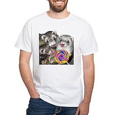 Ferrets with Lollipop Shirt
