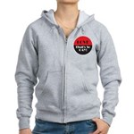 LOVE SO GAY Women's Zip Hoodie