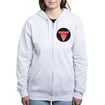 SIZE MATTERS Women's Zip Hoodie