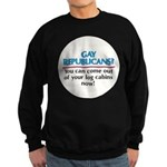 GAY REPUBLICANS? Sweatshirt (dark)