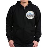 GAY REPUBLICANS? Zip Hoodie (dark)