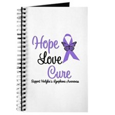 Hodgkins HopeLoveCure Journal