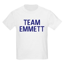 Team Emmett (Dark Blue) T-Shirt