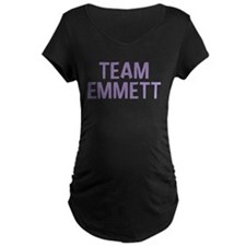 Team Emmett (Light Purple) T-Shirt