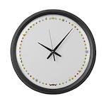 Custom Large Wall Clock