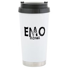 EMO EMOtional Ceramic Travel Mug