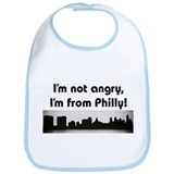 Unique Philly Bib