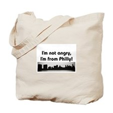 Cute Philly Tote Bag