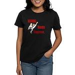 Big Eyes 2 Women's Dark T-Shirt