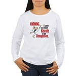 Big Eyes 2 Women's Long Sleeve T-Shirt