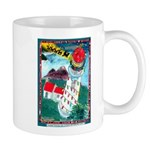 Lighthouse Christmas Lights Mug