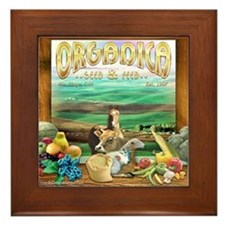 Organica Framed Tile