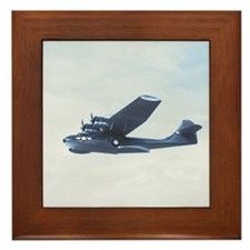 PBY Catalina Framed Tile