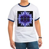Blue Flower Survivor T