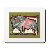 BISON/BUFFALO Mousepad