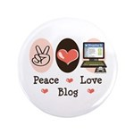 Peace Love Blog Blogging 3.5