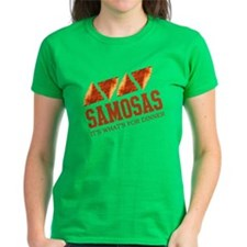 Samosas - Its Whats For Dinne Tee