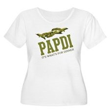 Papdi - Its Whats For Dinner T-Shirt