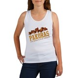 Pakoras - Its Whats For Dinne Women's Tank Top