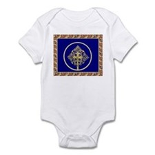 Ethiopian Orthodox Infant Bodysuit