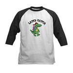 Later Gator Kids Baseball Jersey