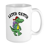 Later Gator Large Mug