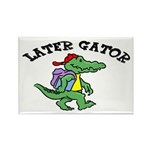 Later Gator Rectangle Magnet