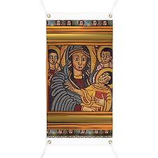 Ethiopian Orthodox Nativity Banner