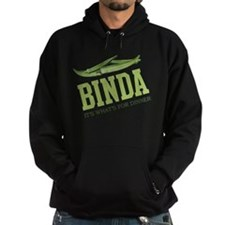 Binda - Its Whats For Dinner Hoodie