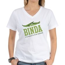 Binda - Its Whats For Dinner Shirt