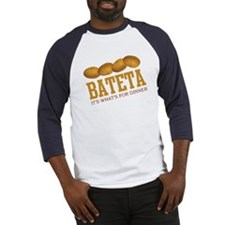 Bateta - Its Whats For Dinner Baseball Jersey