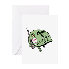 Born to Knit Greeting Cards (Pk of 20)